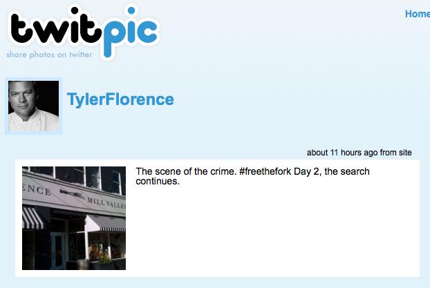 Tylers Twitpic Stream
