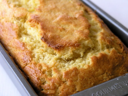 Fuzzy Navel Tea Bread