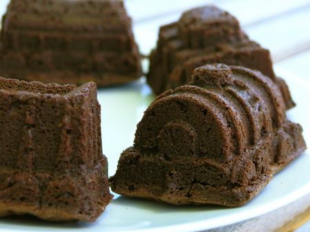 Train cake mould recipe